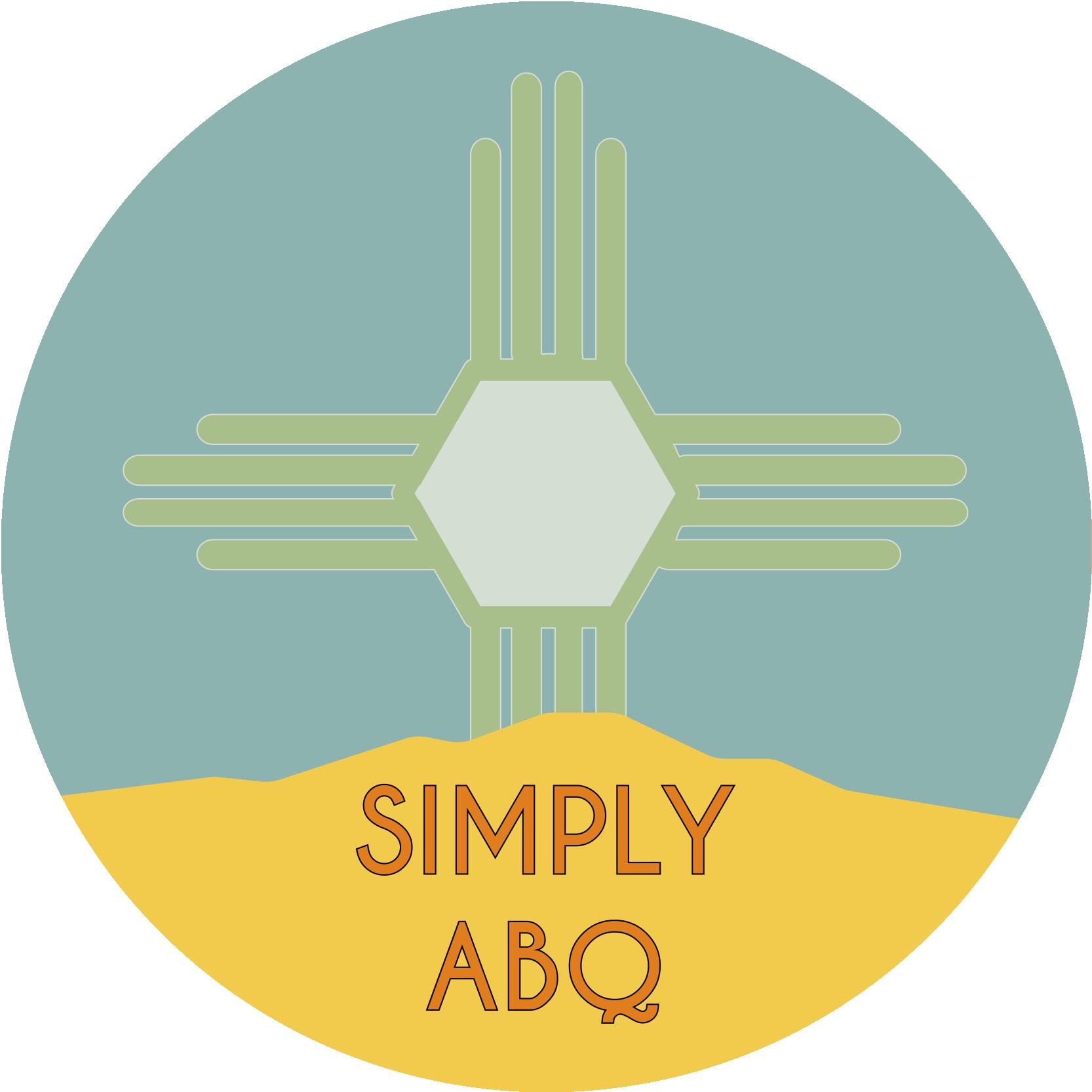@SimplyABQ Logo