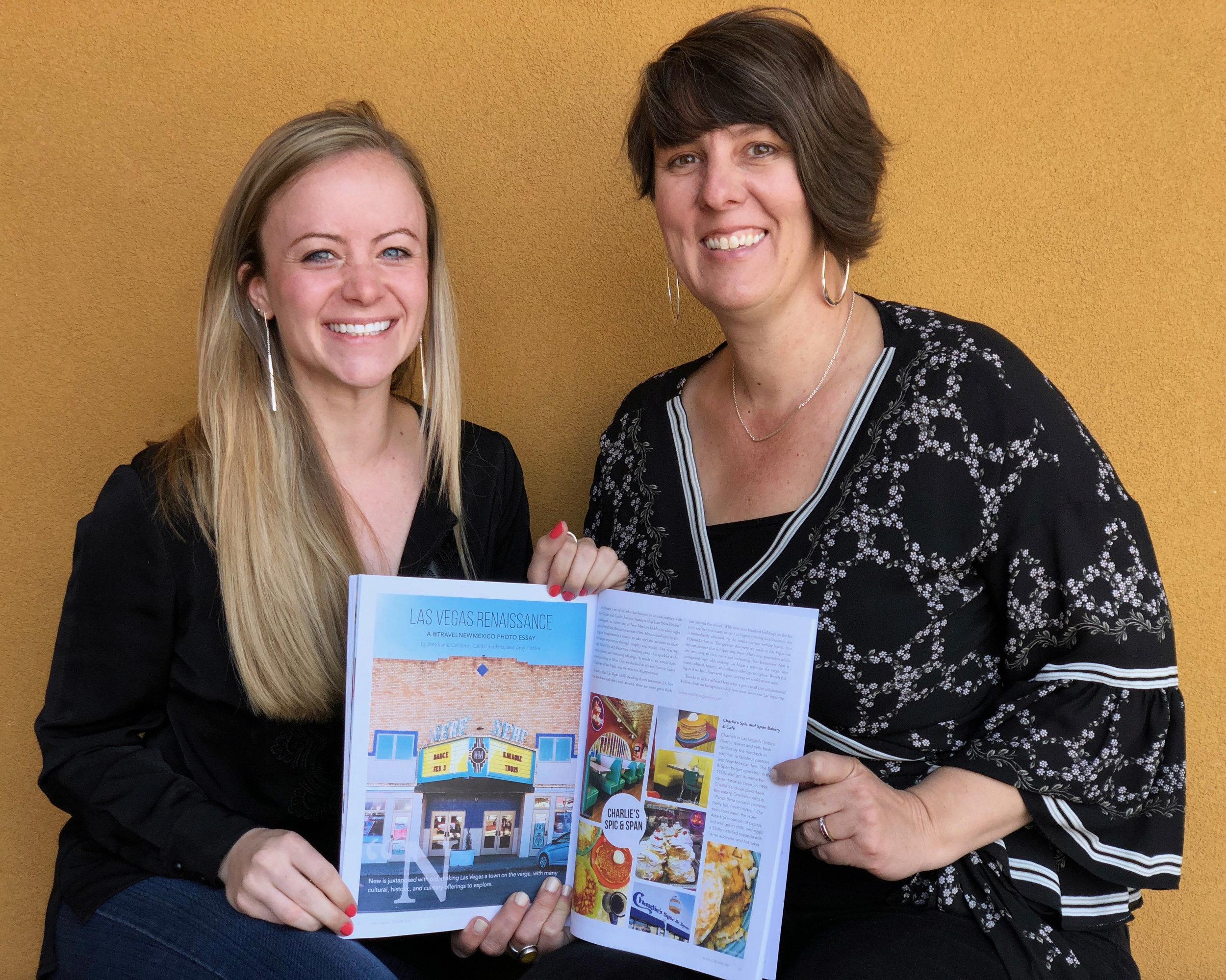 Travel New Mexico + Edible Santa Fe April 2018 -