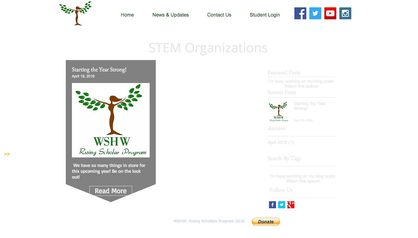 WSHW Design & nding — Brittney Mc - Portfolio on
