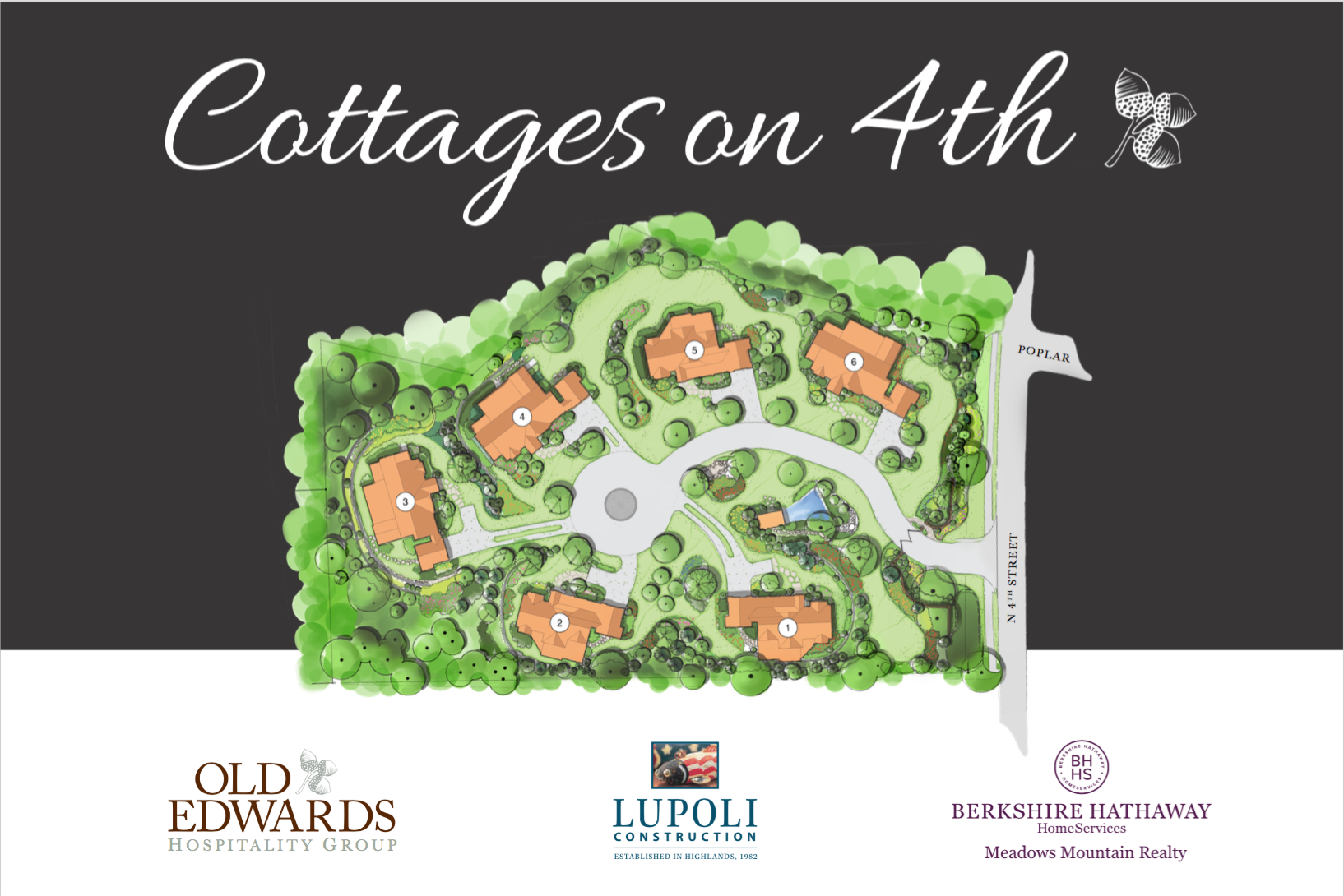COTTAGES ON 4th - Luxury Homes by Old Edwards Hospitality Group, Coming Soon