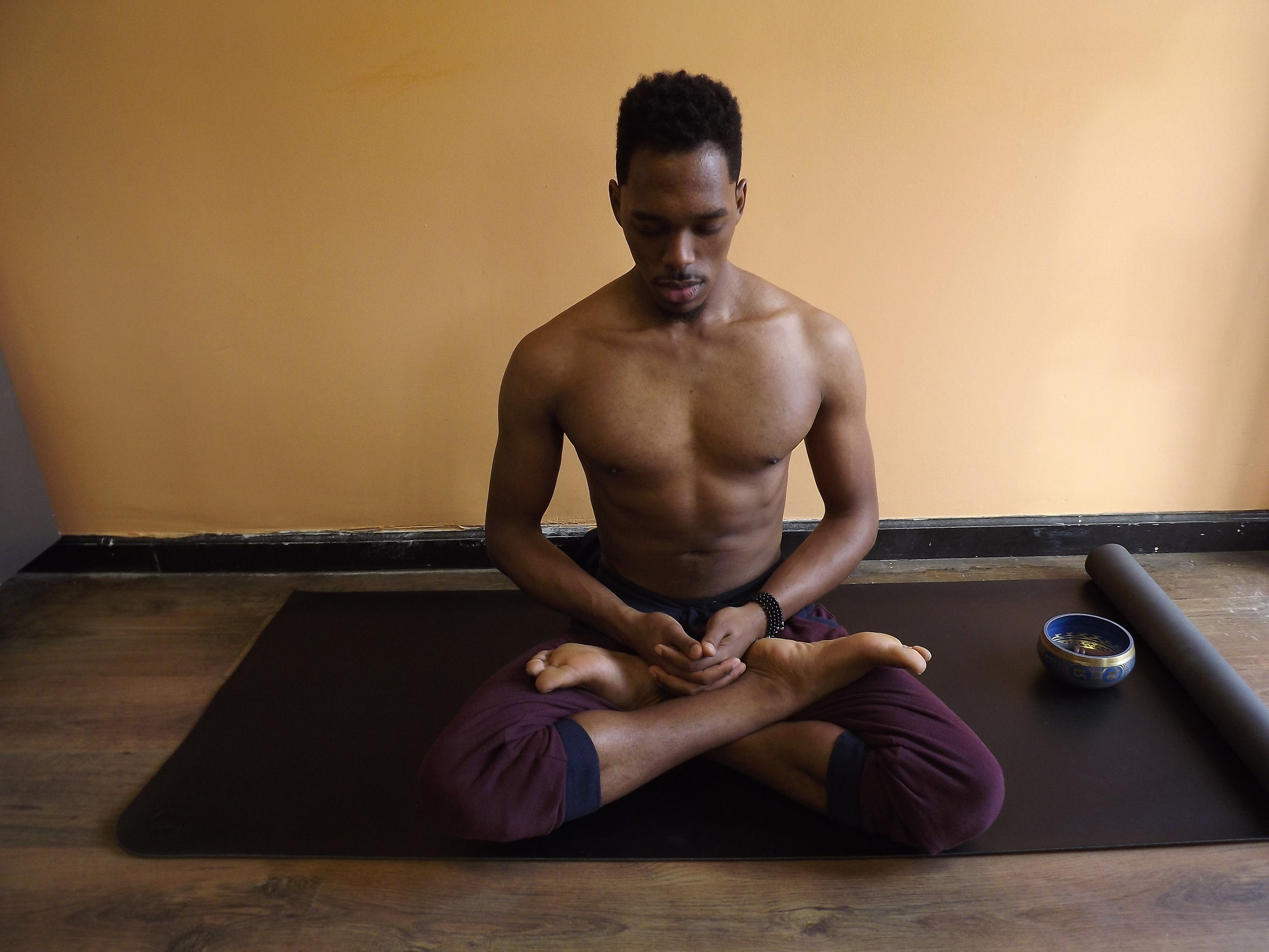 Jarrick Browner is DMV Yoga instructor, he provides his yoga services throughout the area all while sharing his knowledge and experiences at his wonderful workshops that help you release and elevate.  Instagram: jarrick.the.floating.yogi