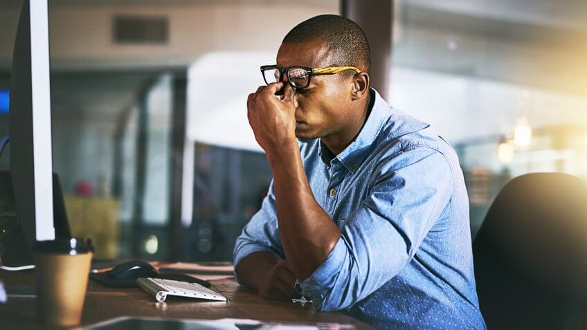 12 Airtight Reasons You Need to Trade Your Lofty Paycheck for Work You'll Actually Enjoy - Article featuring Brett Ellis on GOBankingRates.comWritten by Gabrielle Olya