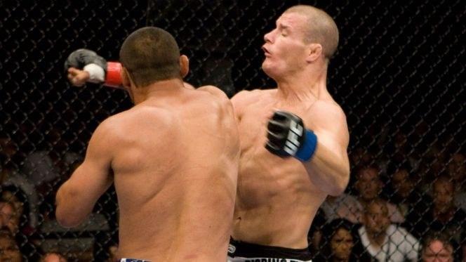 UFC 100: Henderson ending Bisping's night
