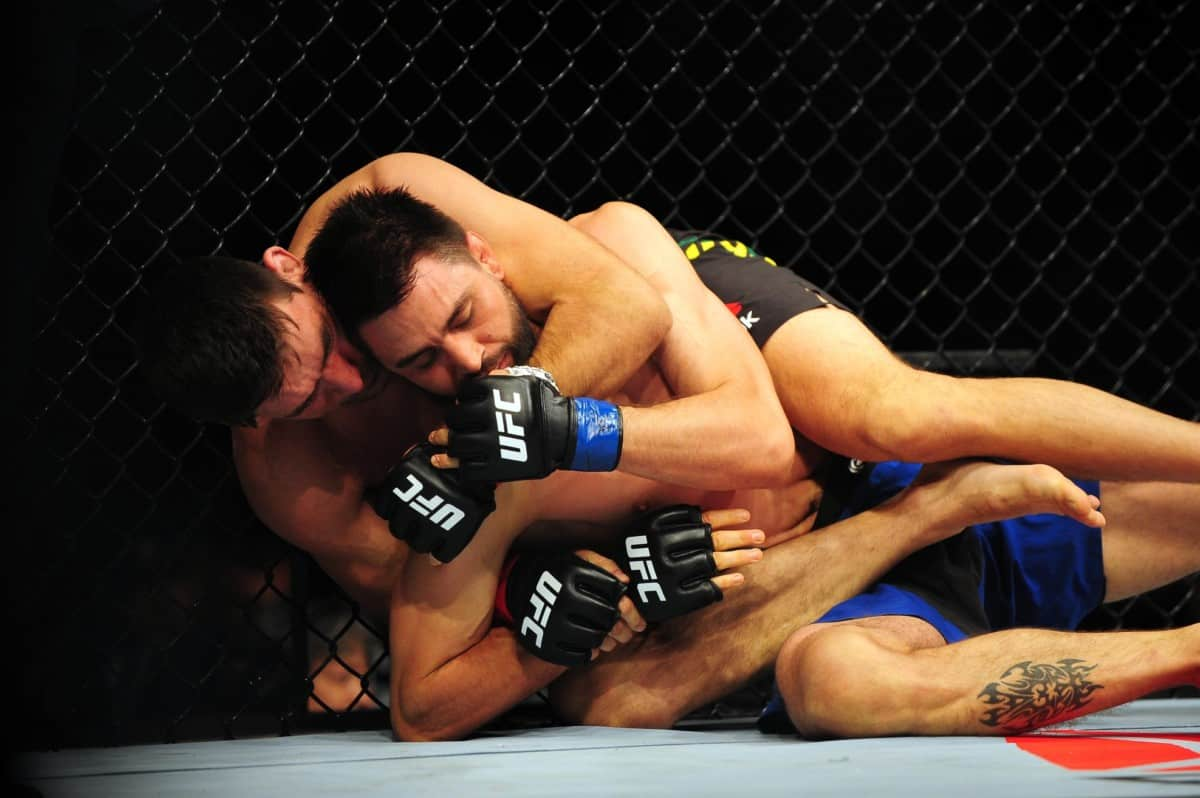 Carlos Condit - another elite fighter falling victim to Maia