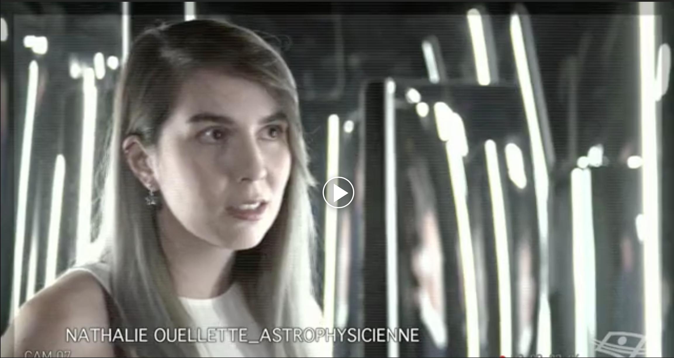 Demain le monde: la conquête spatiale, Les francs tireurs (3 octobre 2018), Télé-Québec.