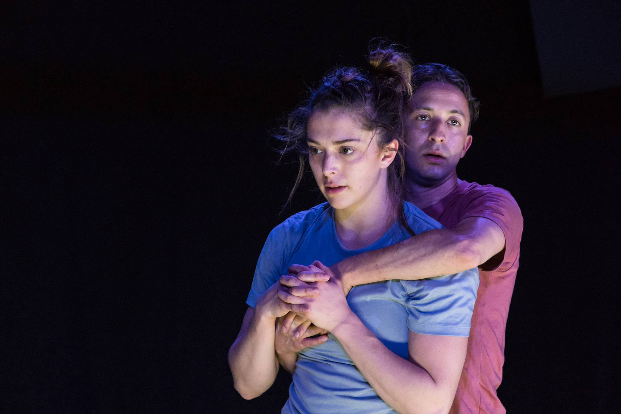 """""""This show… is a representation of an unstructured society, which is really how Almanac started. We're all here. We all hold different jobs, depending on what the project currently is… It's physicalizing a relationship that we have at this company."""" - — Lauren Johns (Company Member), South Philly Review"""