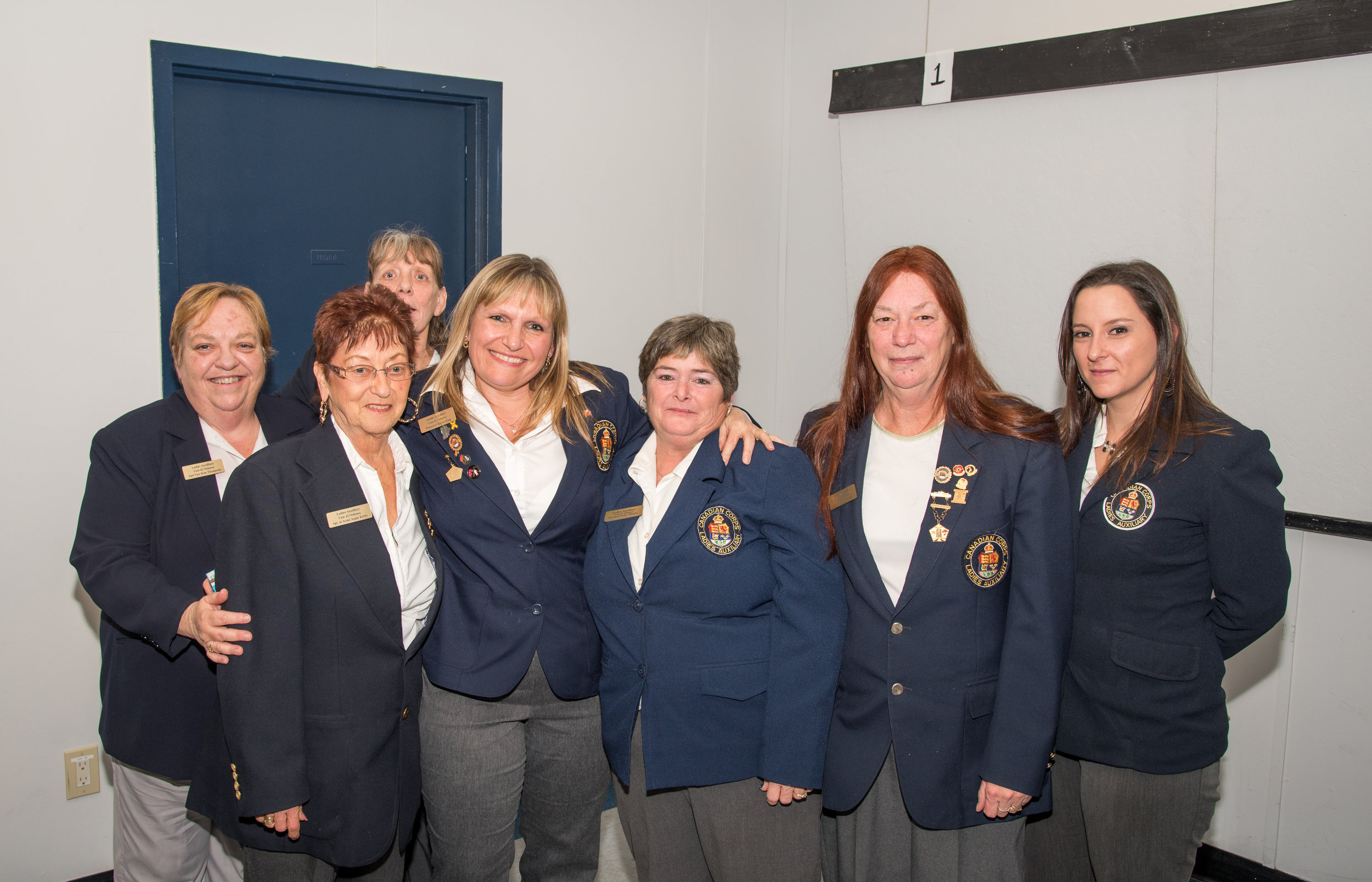 Ladies Auxiliary for 2016