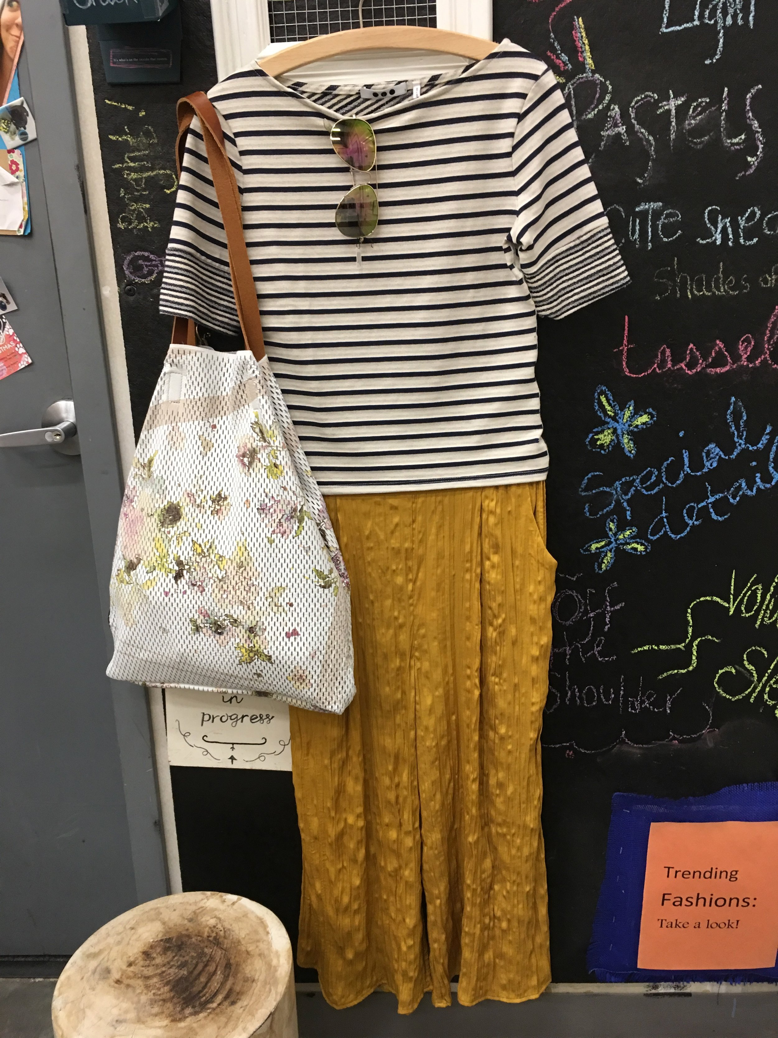 I love this adorable outfit from  Anthropologie !