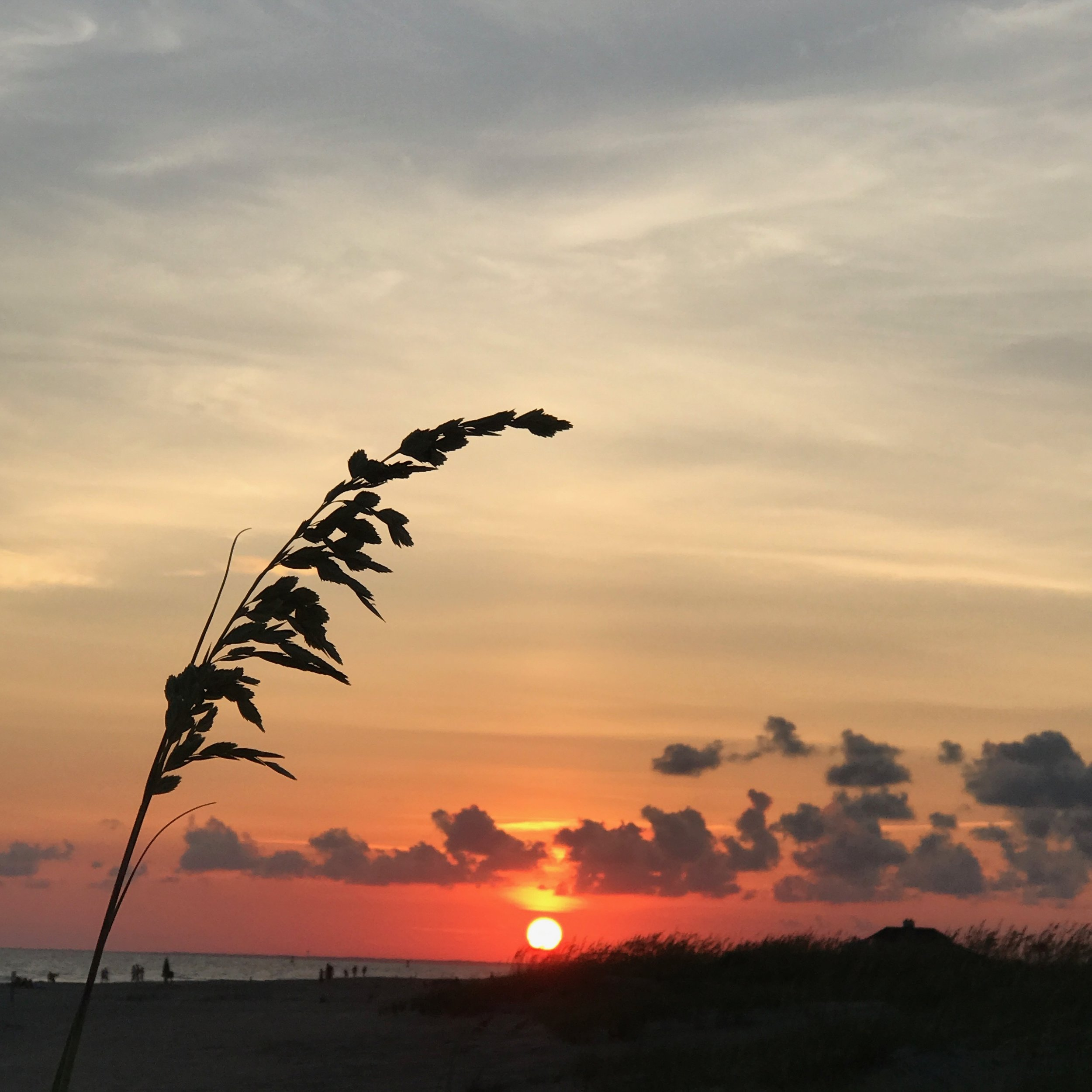 Sunset at Bald Head Island
