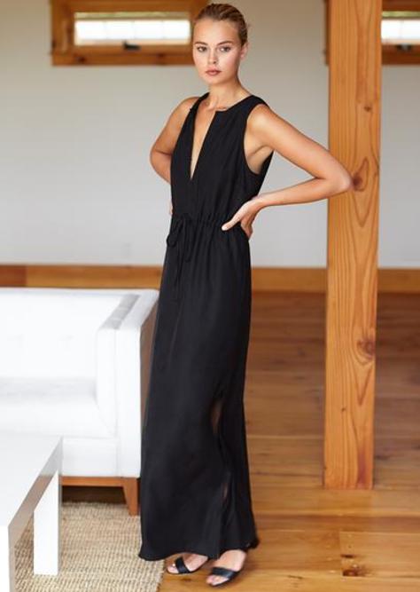 Emerson Fry black dress