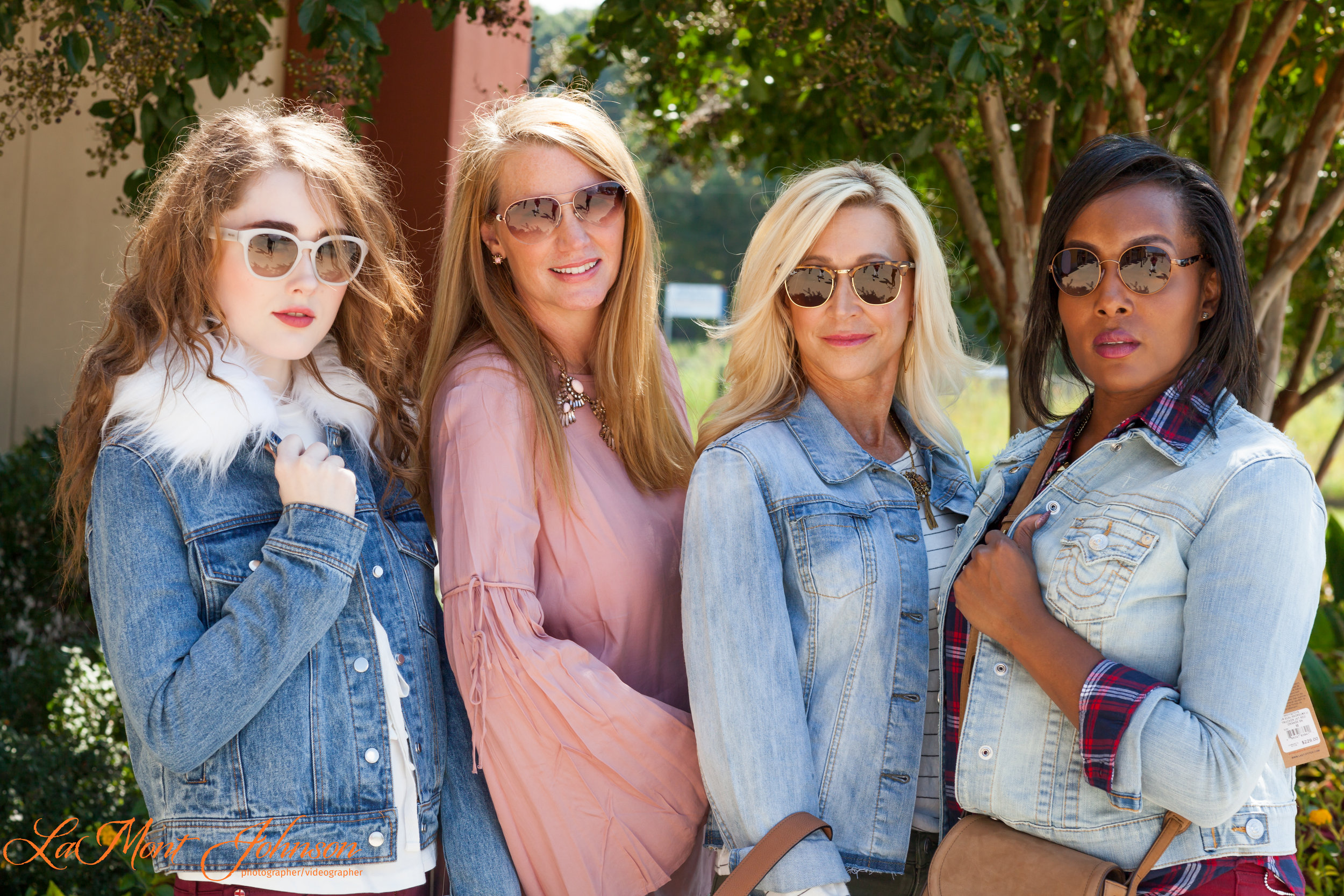 Tanger Fall Fashion Shoot