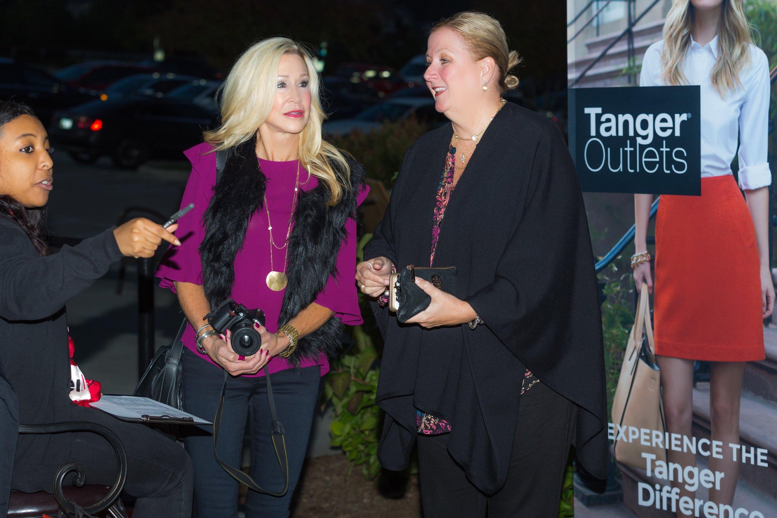 Tanger Outlet Blogger Event