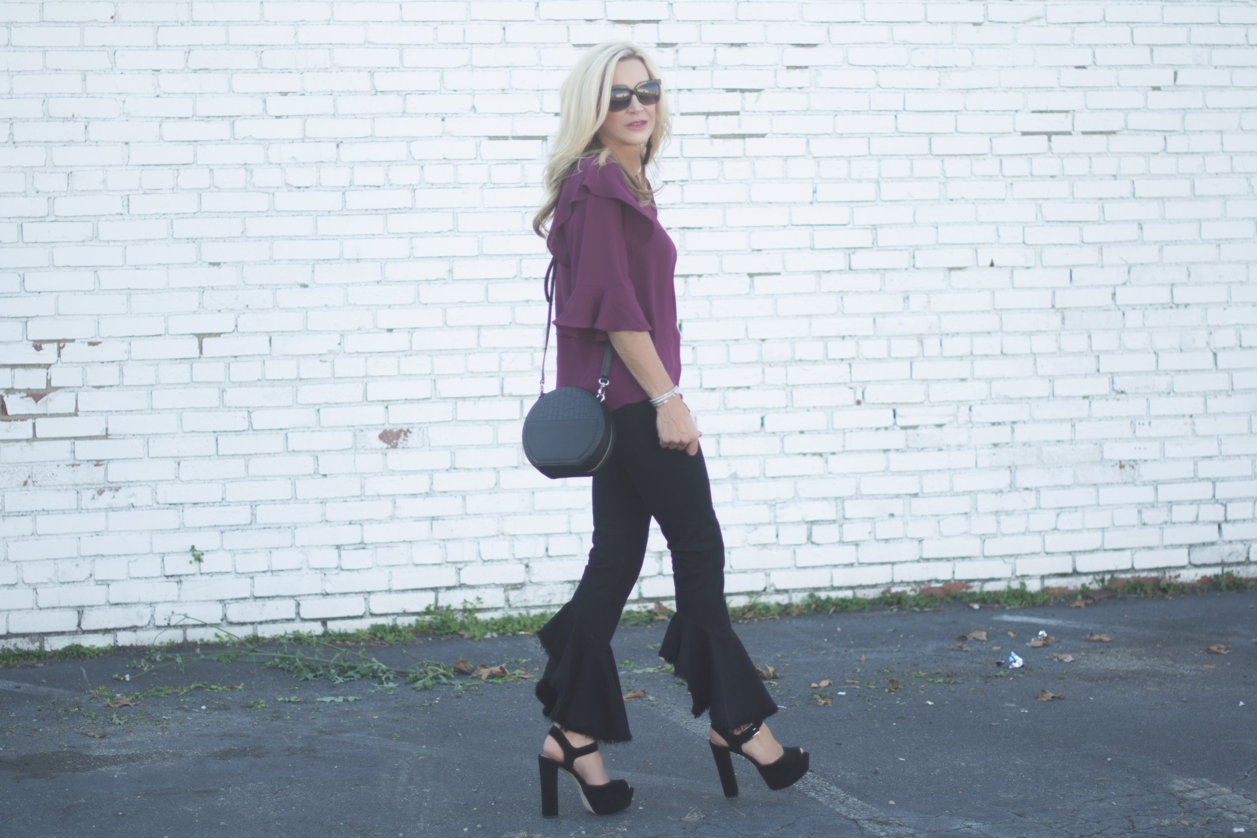Citizens of Humanity Jeans styled for fall