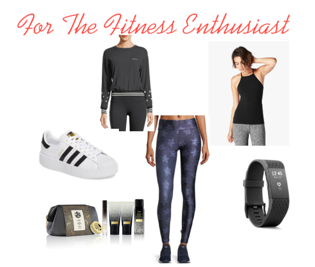 Fitness Enthusiast Gift Guide