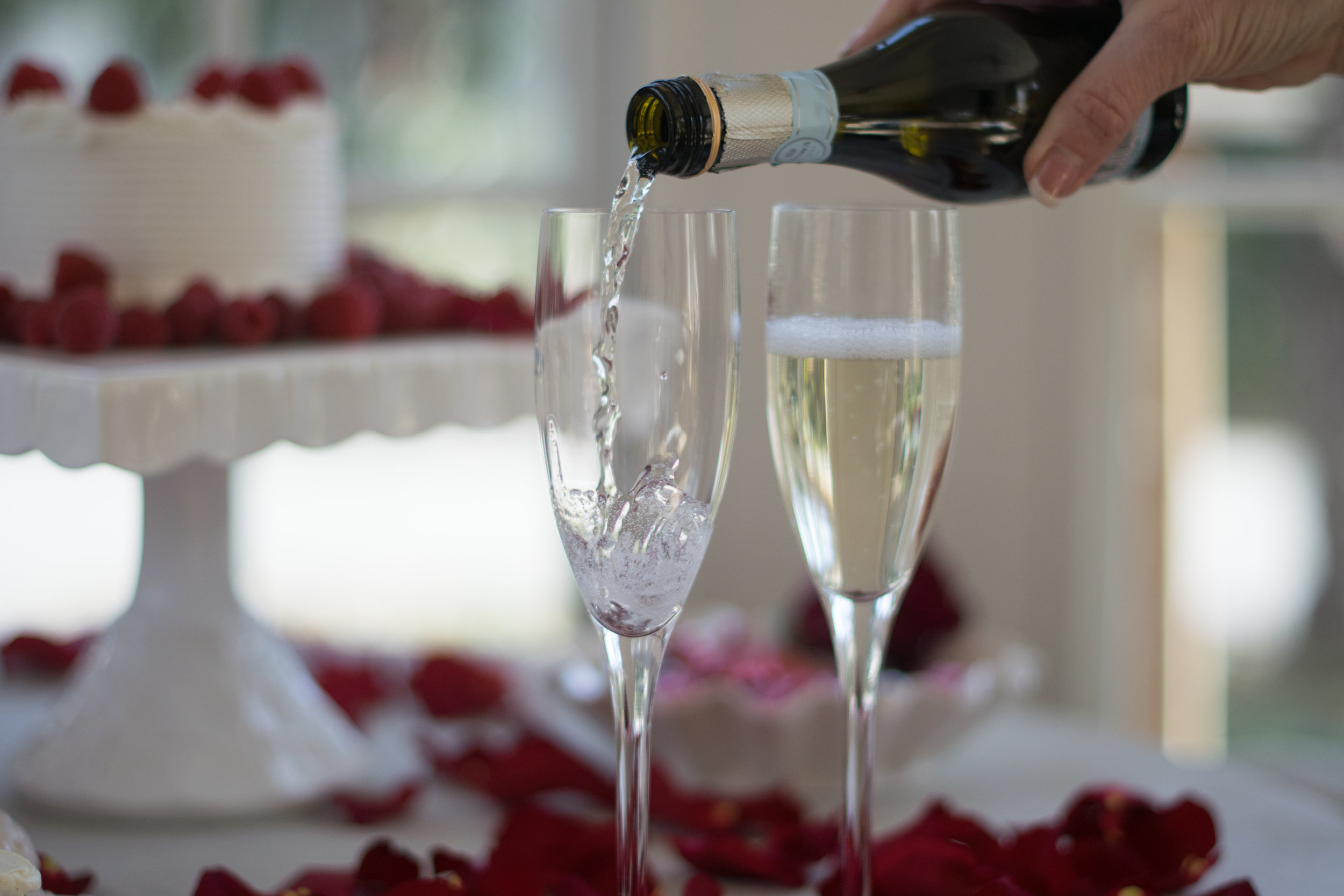 Champagne For Valentine's Day!