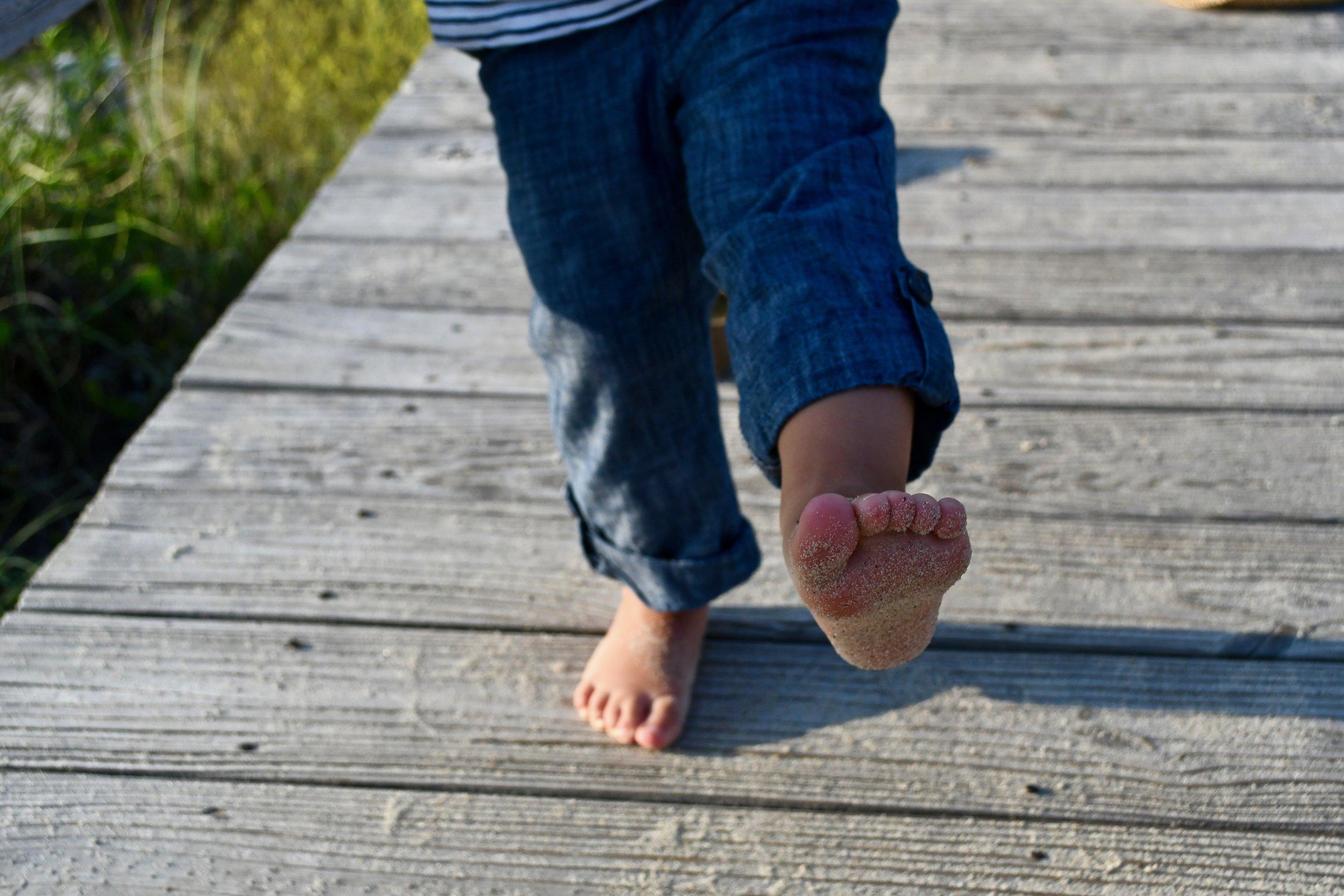 Cutest baby feet!