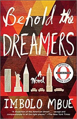"""Behold the Dreamers challenges us all to consider what it takes to make us genuinely content, and how long is too long to live with our dreams deferred.""—O: The Oprah Magazine - Behold The Dreamers ~ Imbolo Mbue"