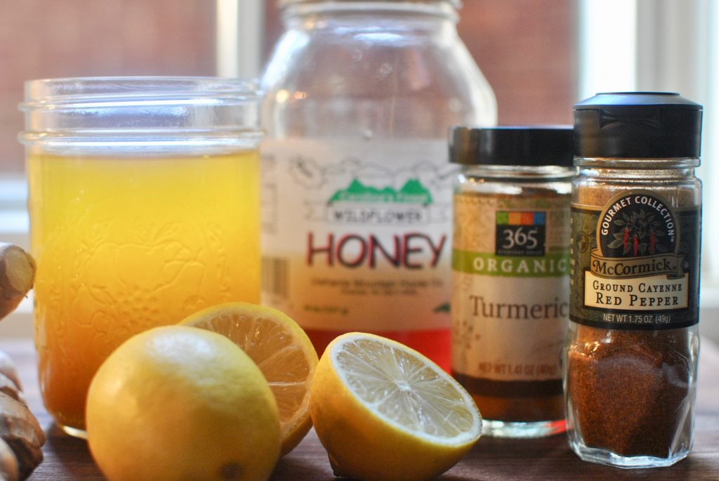 Detox Tea Ingredients