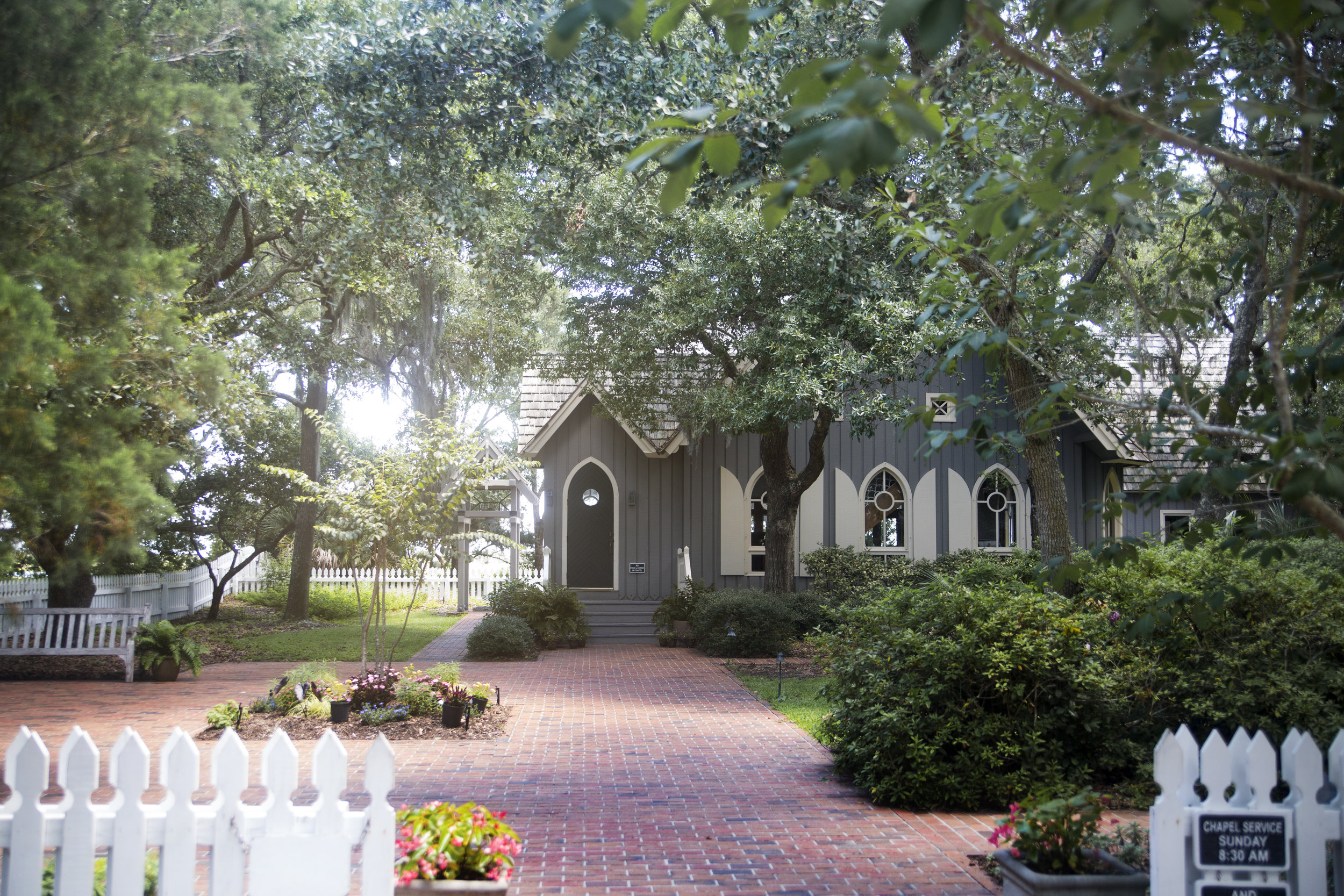 Chapel at Bald Head Island