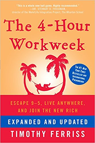 The 4 - Hour Workweek by Tim Ferriss - Shop Here