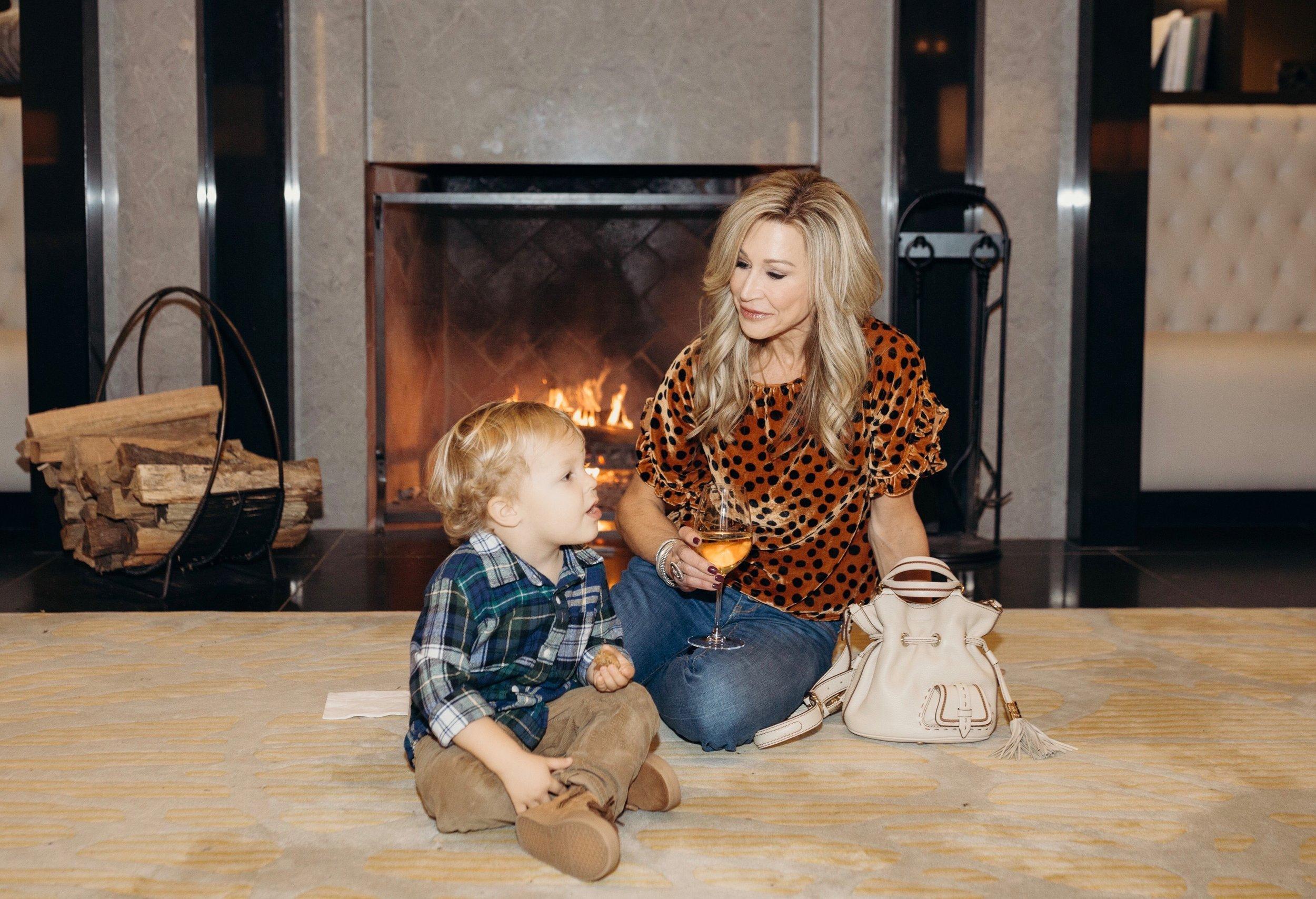 Hudson & Me at The Hotel at Avalon