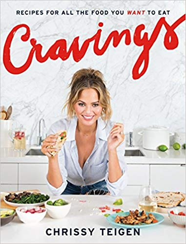 Cravings - All the Food You Want to Eat - Chrissy TeigenThis cookbook is just fun and the recipes are fabulous! It's a great gift for any cook!