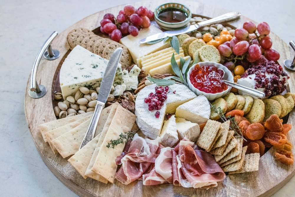 Cheese Board - Crazy Blonde Style