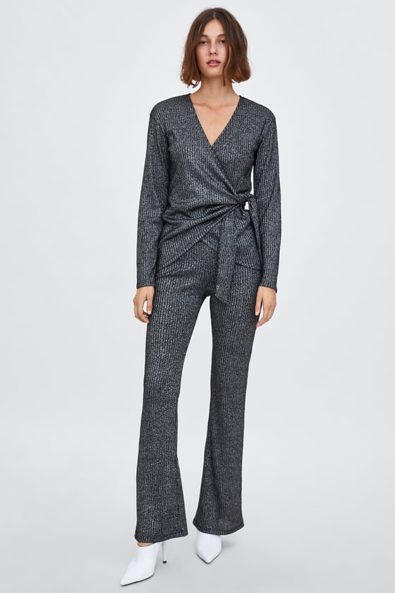 Zara - Shop here for top and here for pants