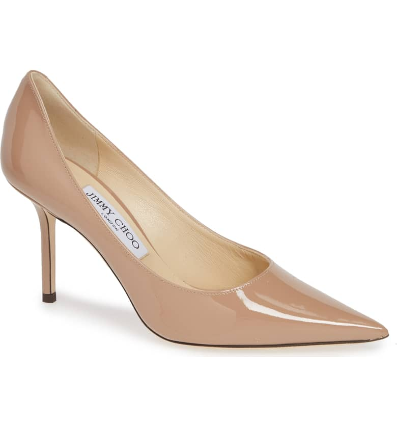 Wardrobe Essential - Jimmy Choo Patent Leather Pump