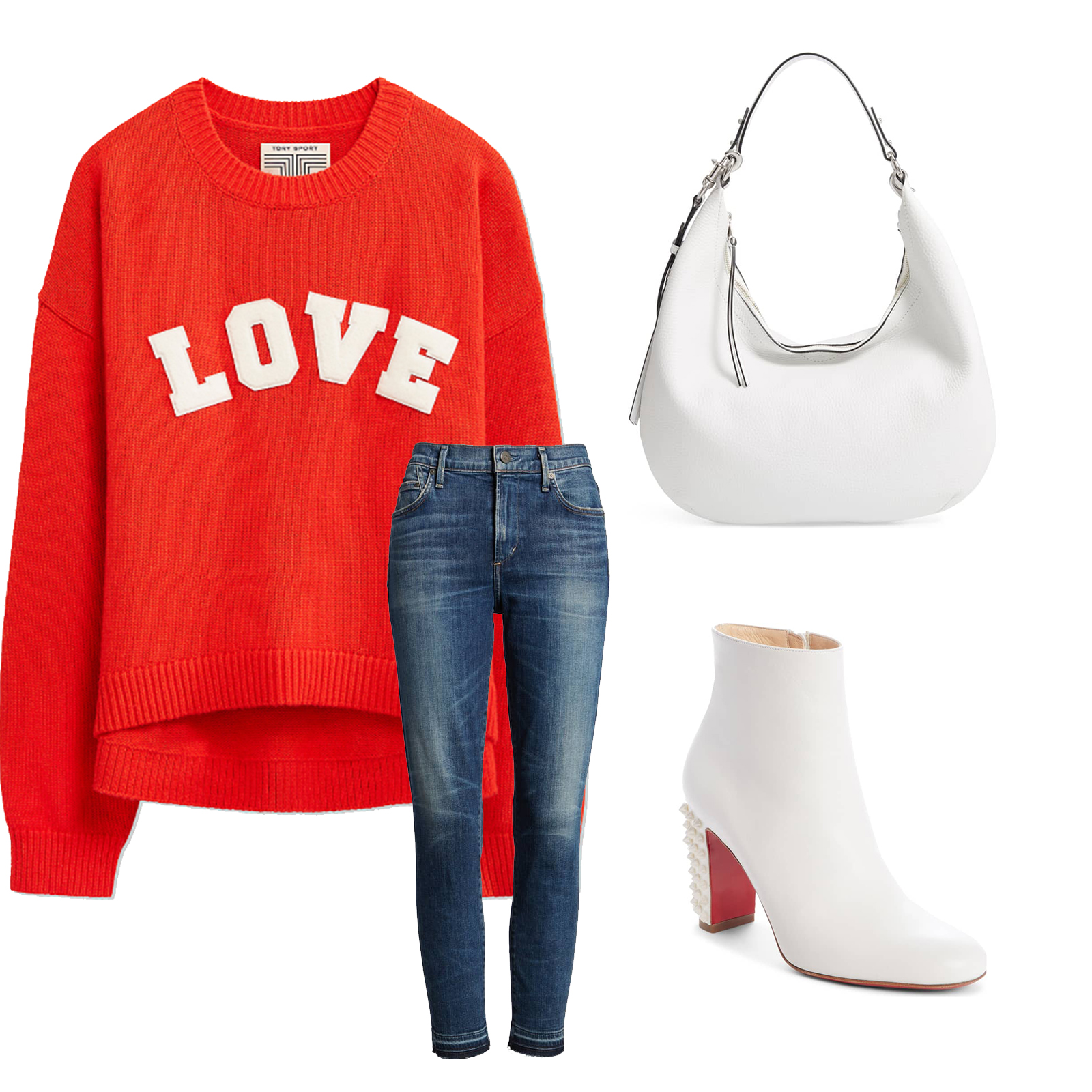 Valentine's Day Outfit Idea