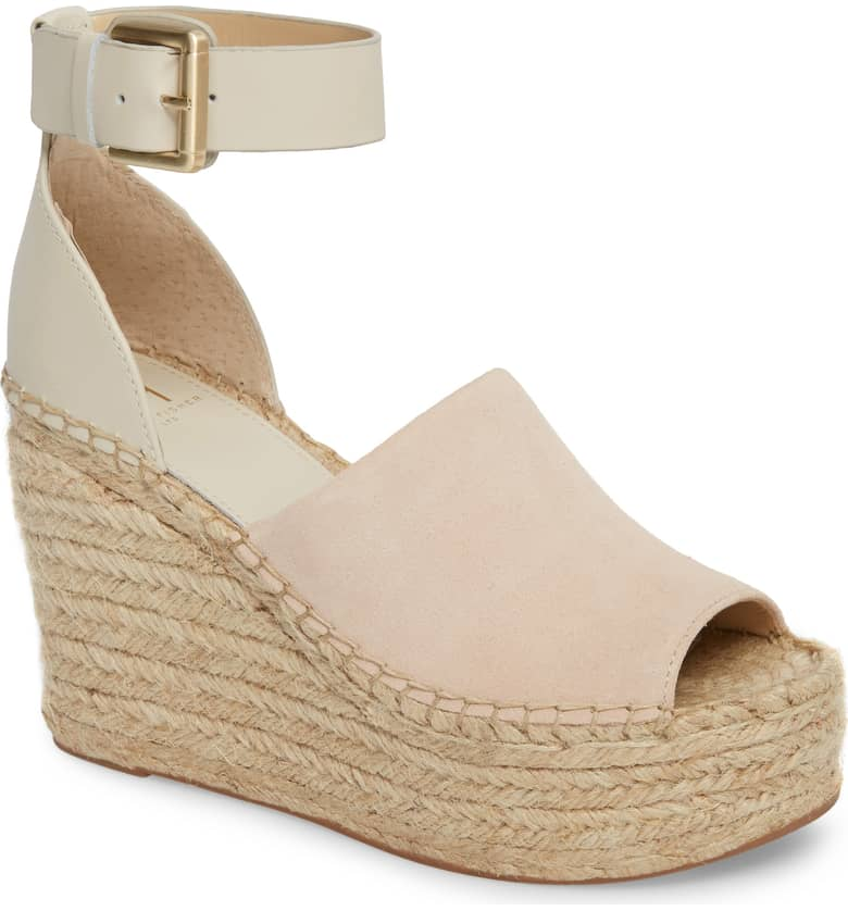 Marc Fisher Espadrilles - Perfect with dresses, shorts and especially white jeans!
