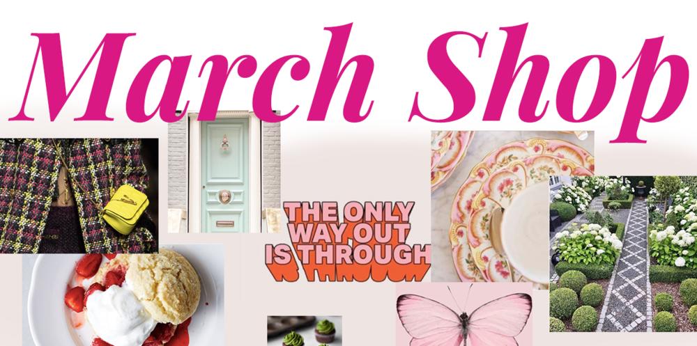 March Shop