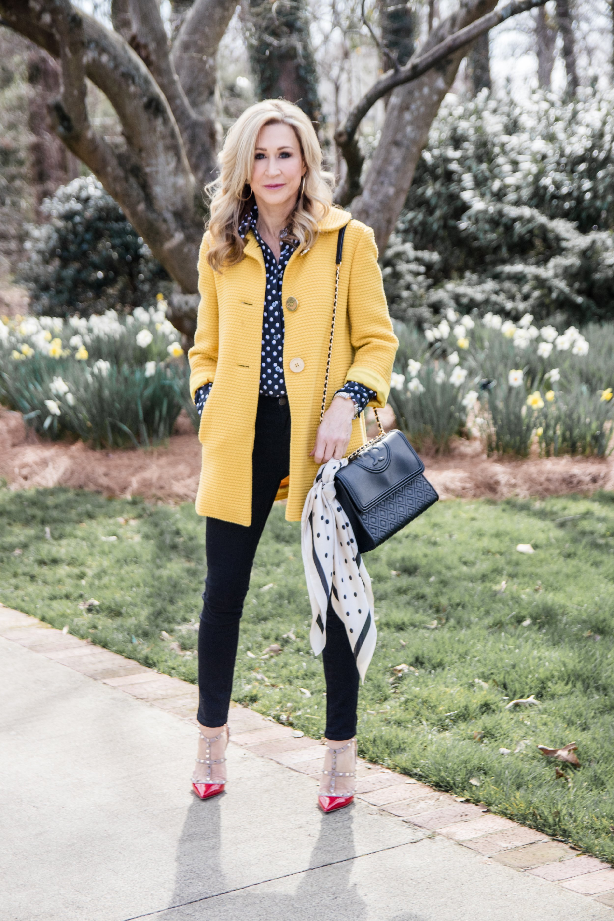 Spring Outfit Idea - Crazy Blonde Life