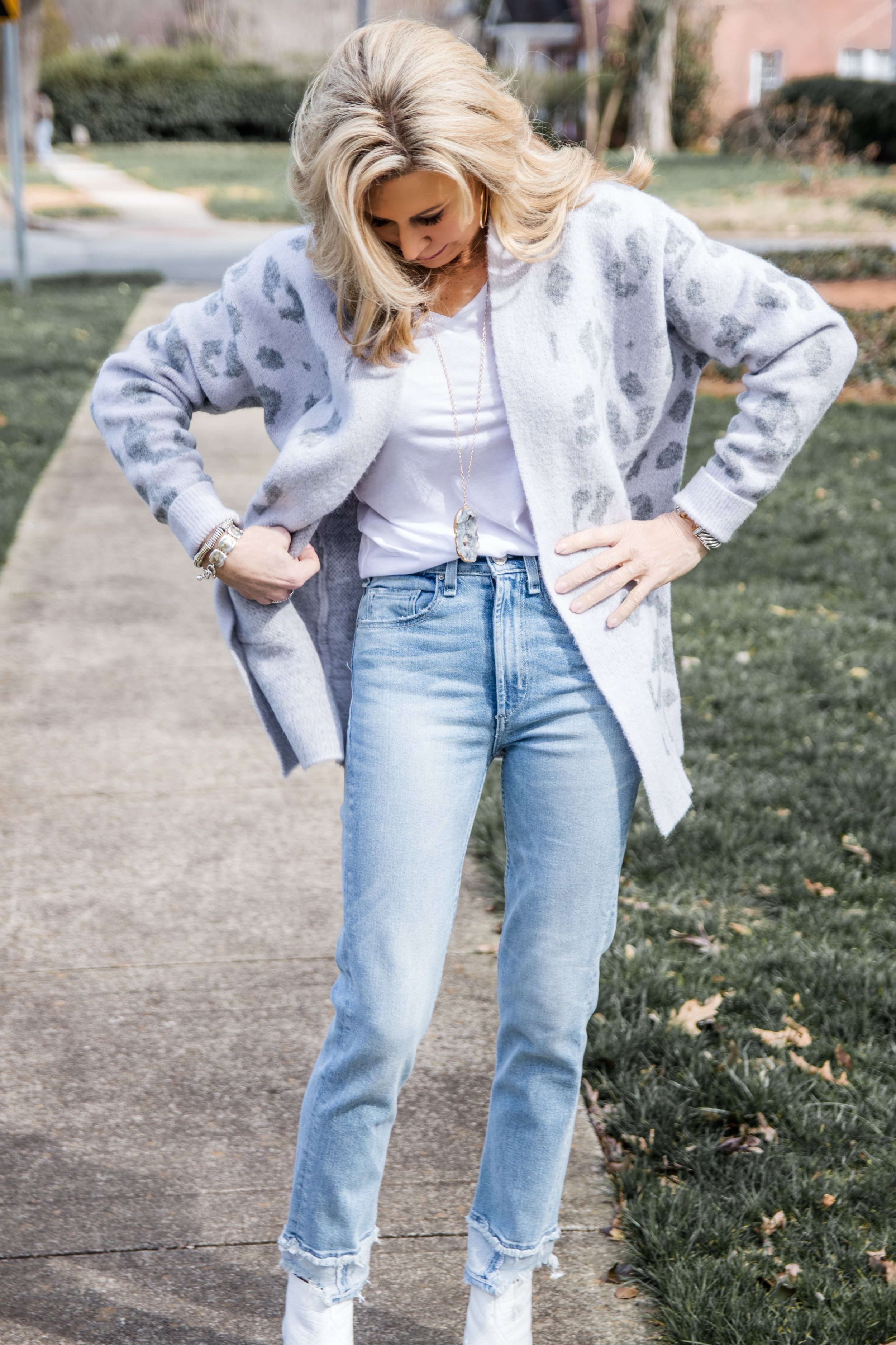 Pastel Cardigan - Crazy Blonde Style