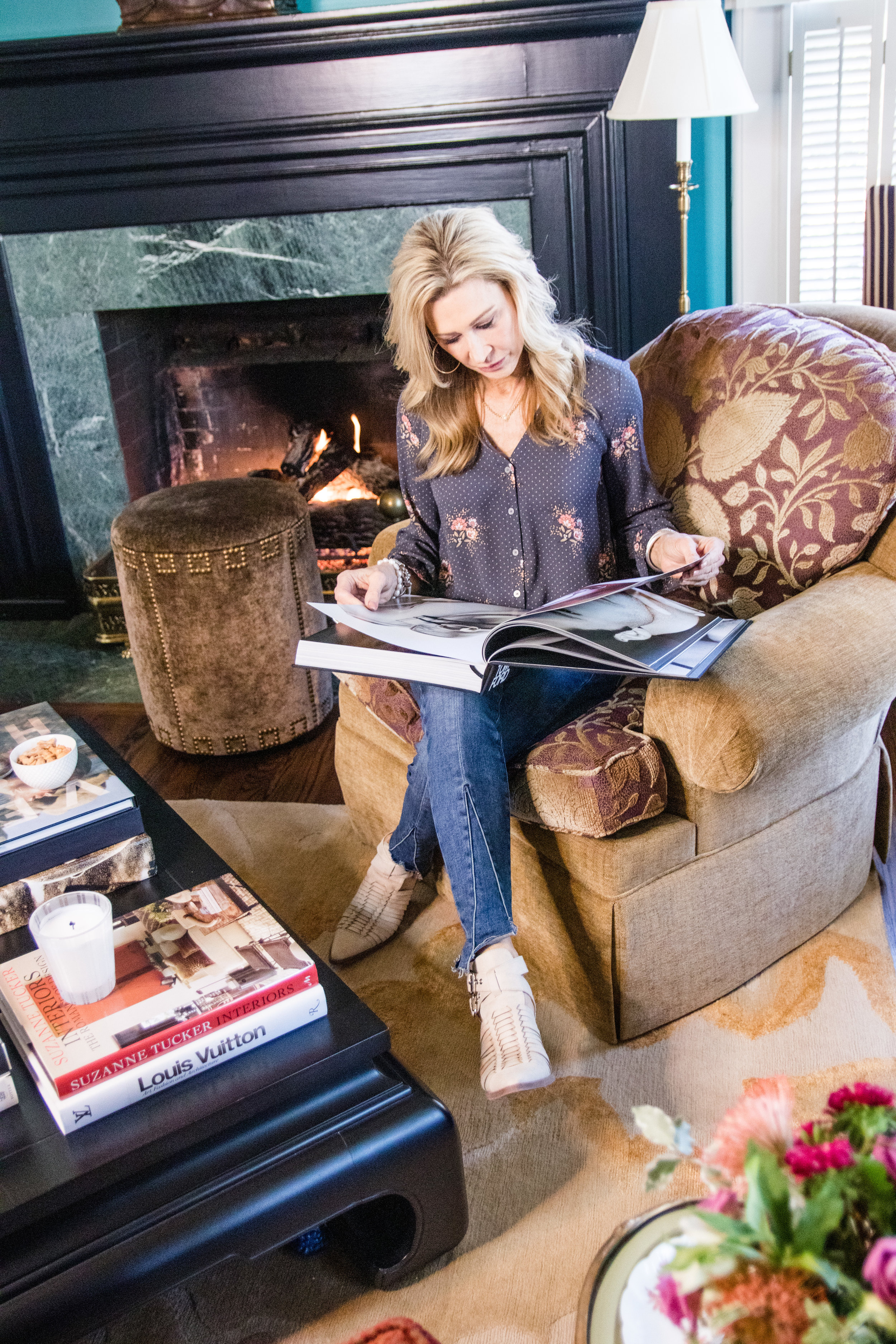 Coffee Table Books - Crazy Blonde Life