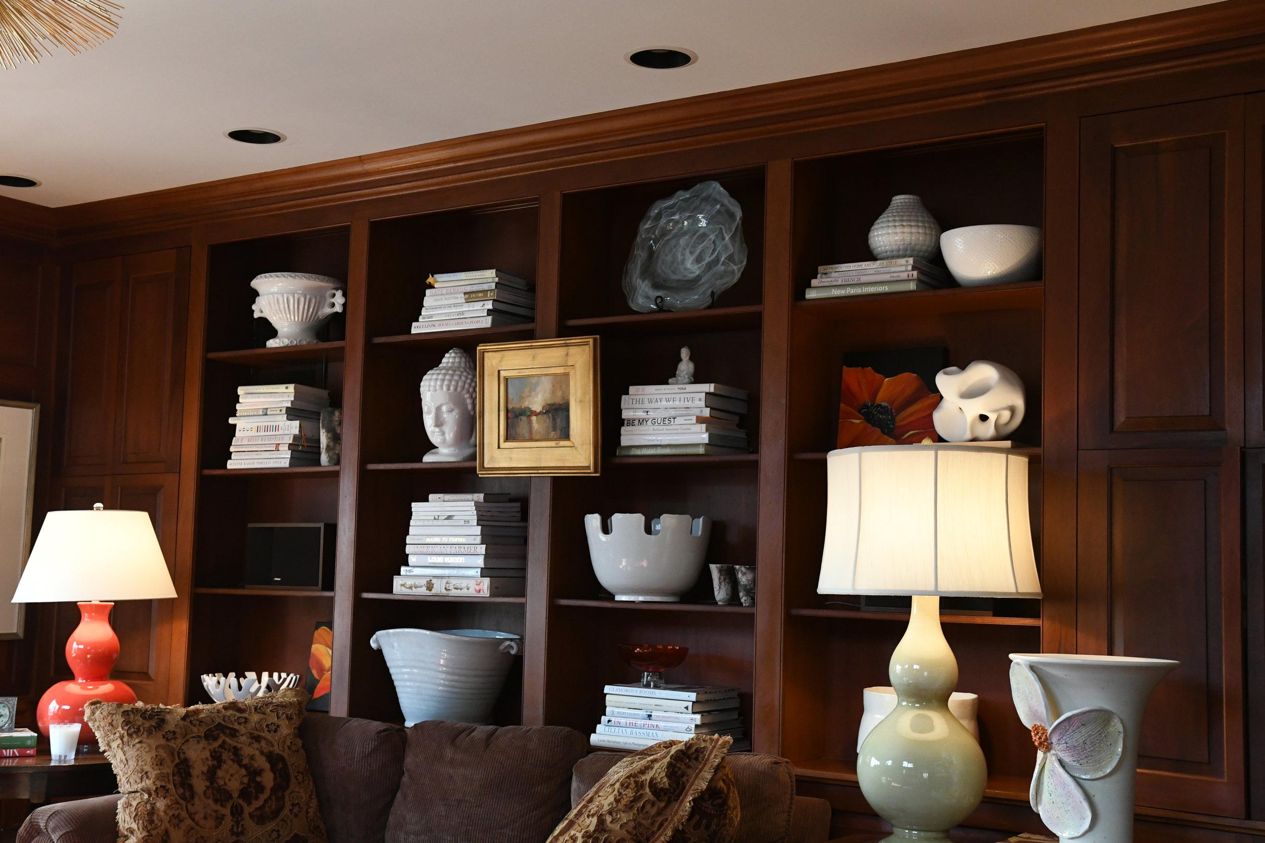 Decorative Bookshelves - Crazy Blonde Life