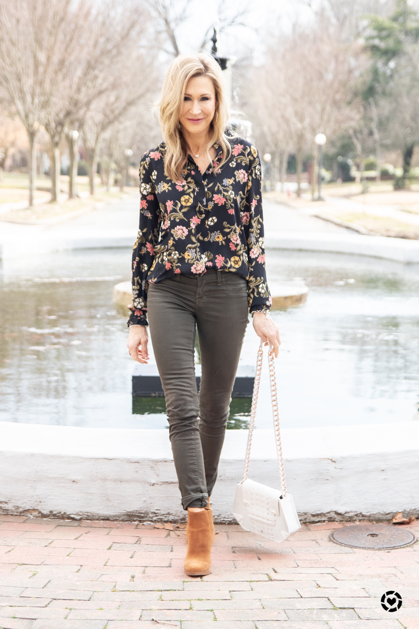 Spring Outfit Ideas - Crazy Blonde Life