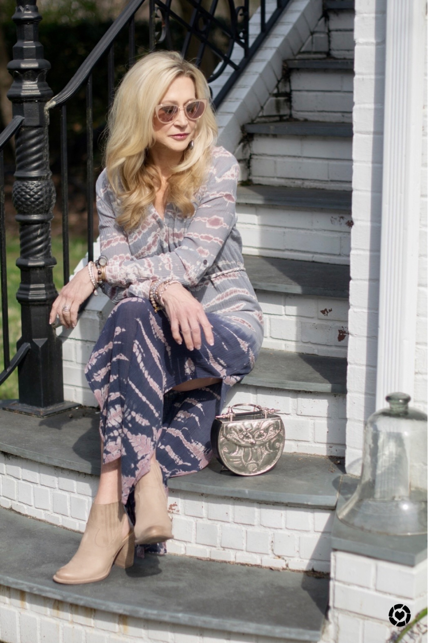 Tie Dye Trend for Spring - Crazy Blonde Life
