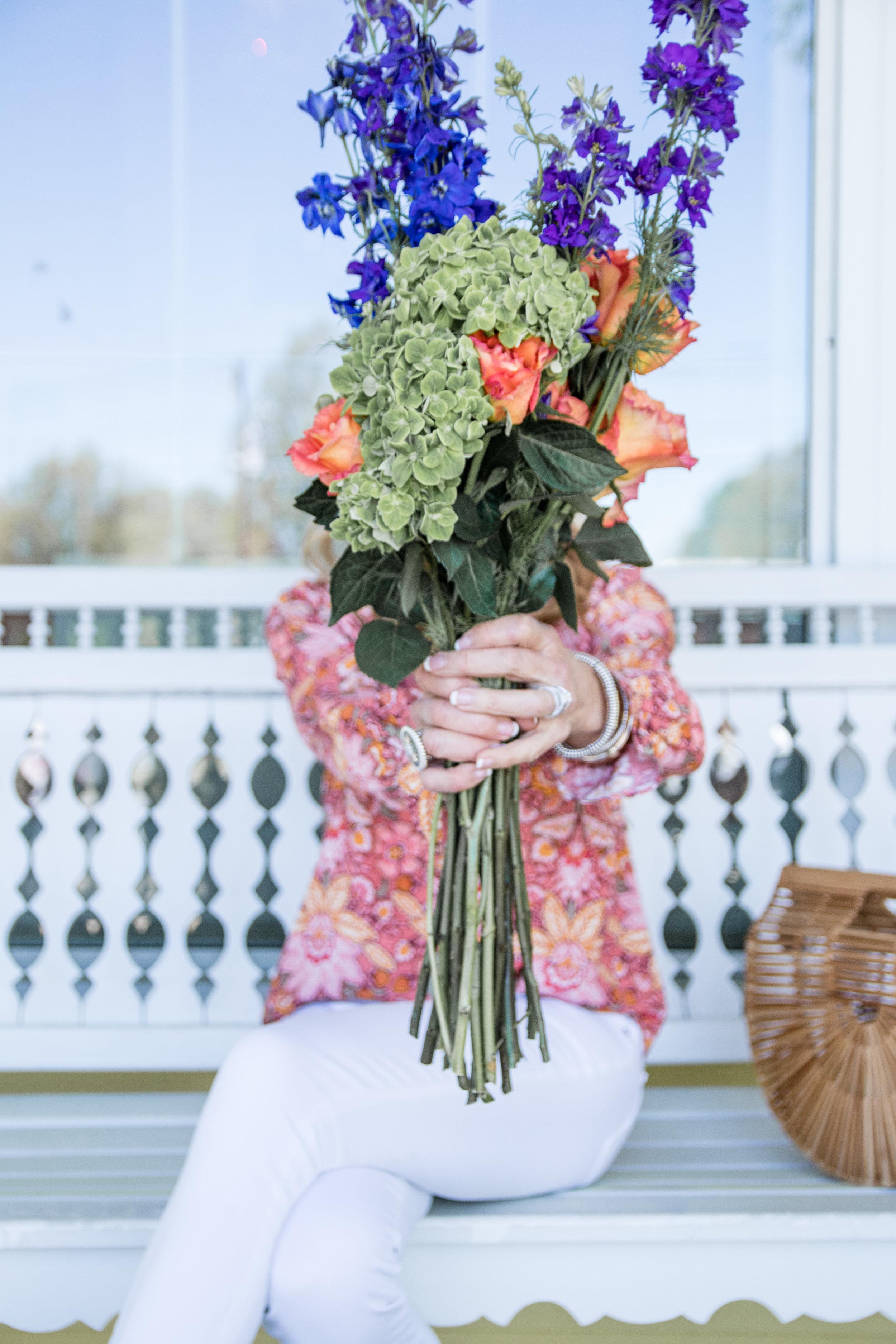 Randy McManus Flowers - Crazy Blonde Life