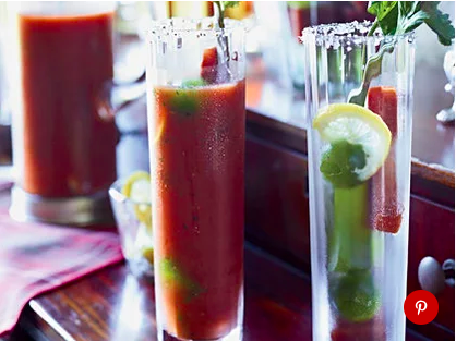 Hell Fire Club Bloody Mary - Food & WIne