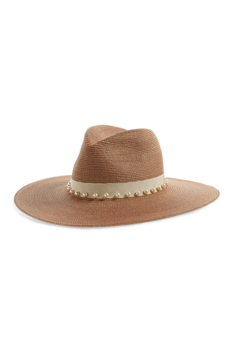 Engenia Kim Pearl Emellished Hat - Perfect for Derby Day and beyond!