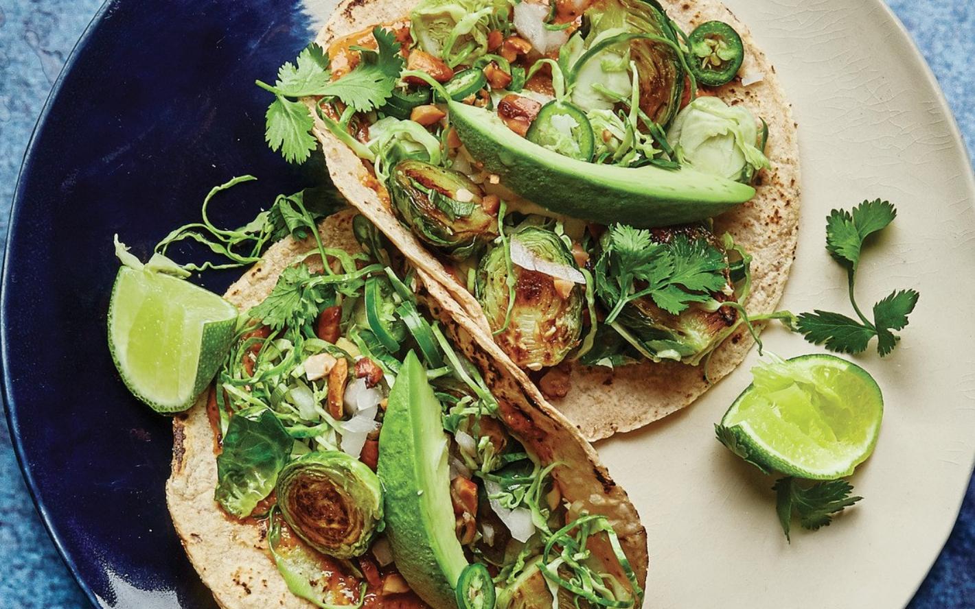Vegetarian Tacos - Bon Appétit