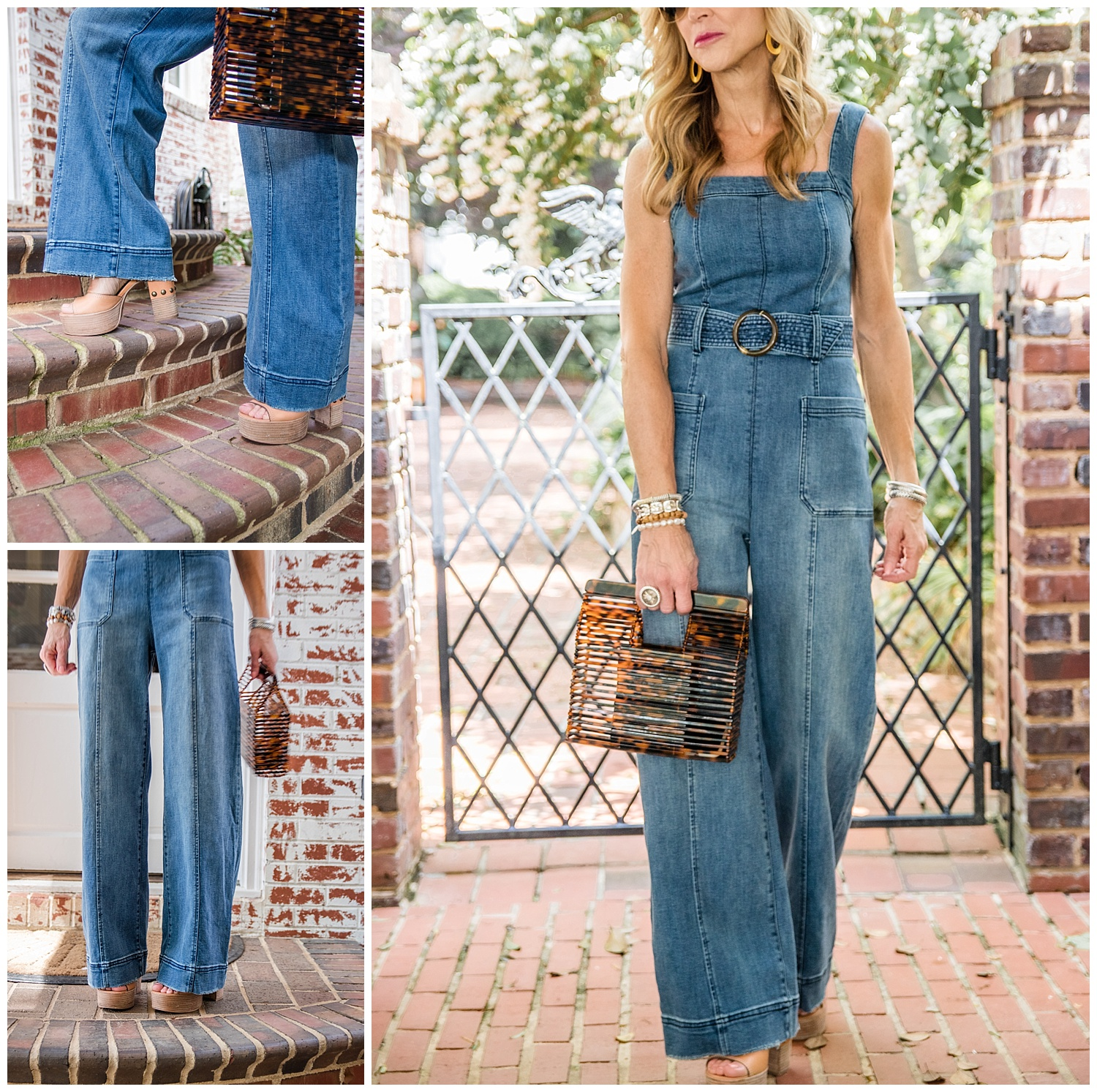 Anthropologie Jumpsuit - Crazy Blonde Life