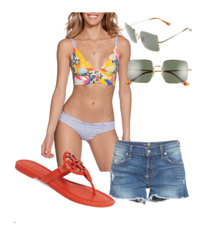 Summer Swimsuits - Crazy Blonde Life