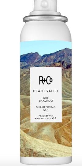 R+ Co Dry Shampoo - My favorite - Doesn't feel heavy!