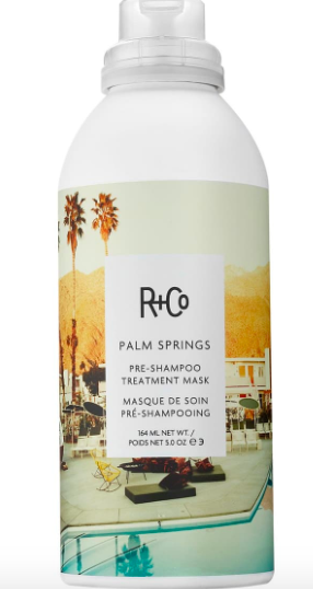 R+Co Pre Shampoo Treatment Mask - Leave This On All Night Long if You Can! $32