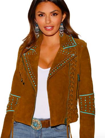 Boston Proper Suede Jacket - On sale for $269!