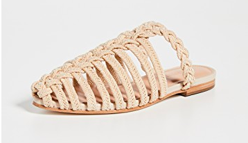 Ulla Johnson Slide Sandals -
