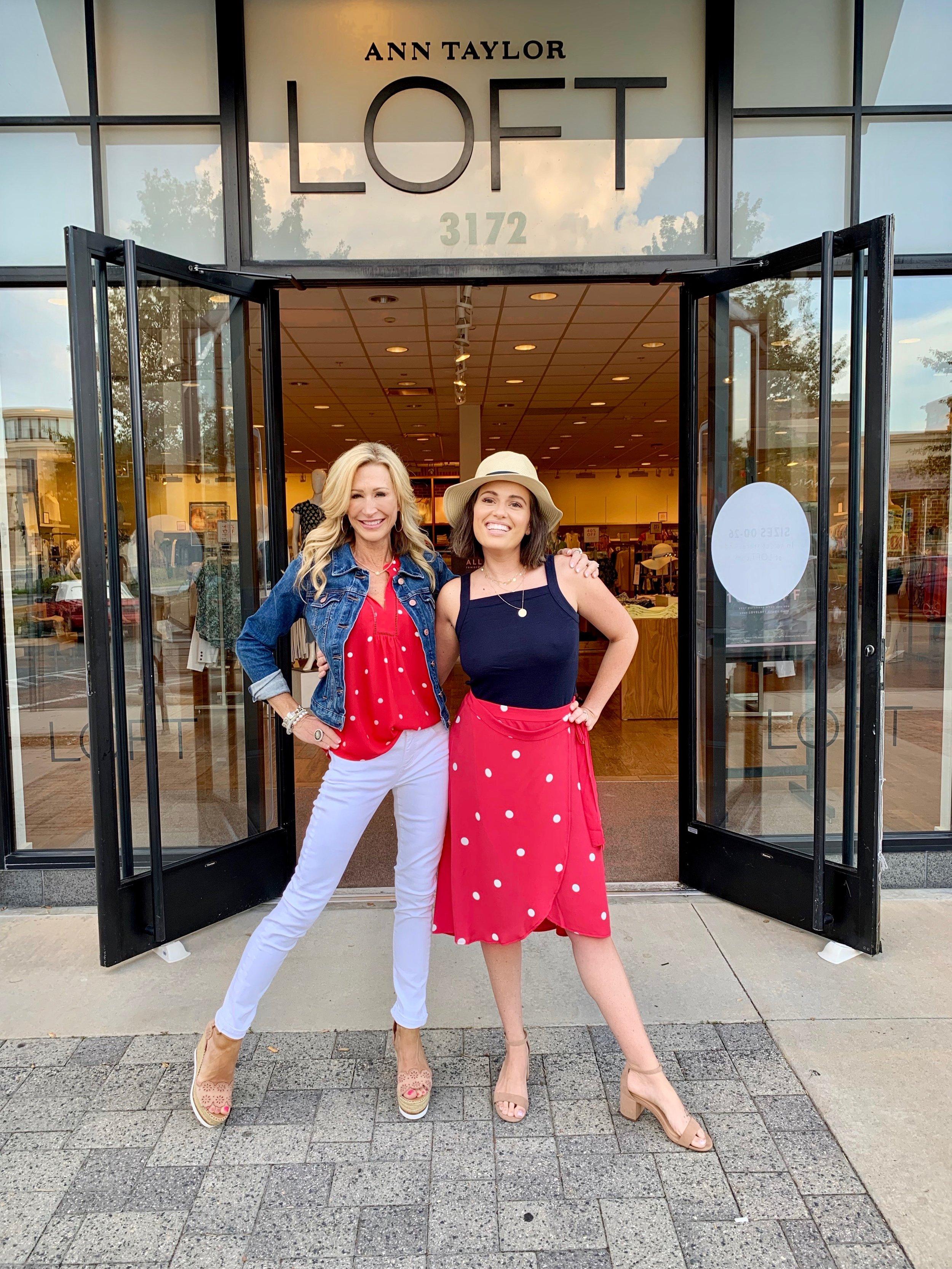 Loft Blogger Event - Crazy Blonde Life