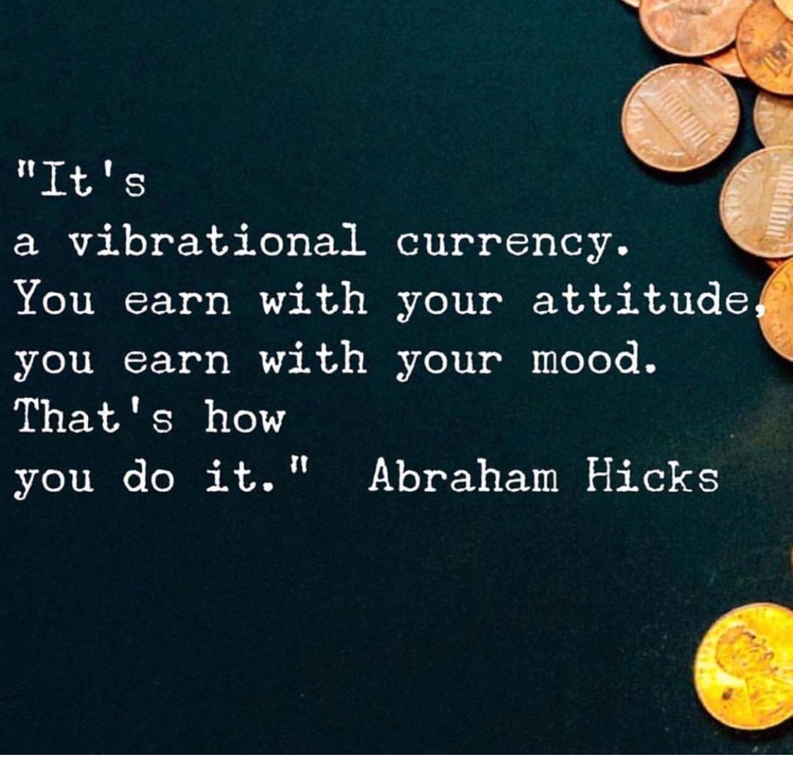Abraham Hicks Quote - Crazy Blonde Life